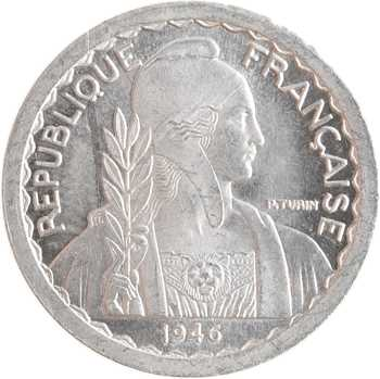 Indochine, essai de 5 centièmes, 1946 Paris