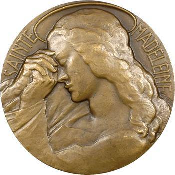 IIIe République, Sainte Madeleine par Monier, s.d. Paris