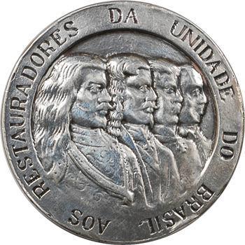 Brésil, tricentenaire de l'insurrection du Pernambouc, 1654-1954