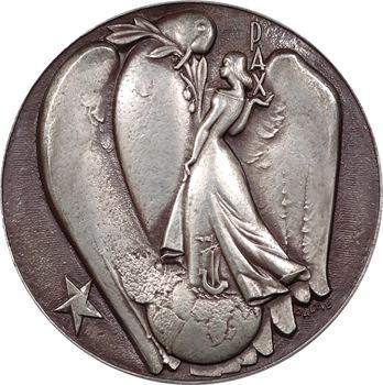 Galtié (A.) : la Conférence de Paris, en argent, N° XXXII, 1946 Paris