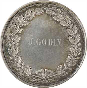 Second Empire, prix de l'École de la Cité de l'Enfant Jésus (cité Rambaud, Lyon), s.d
