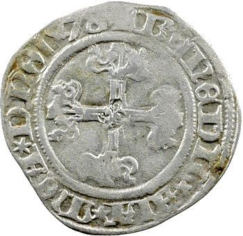 Flandres (comté de), Marie de Bourgogne, gros daté, 1478