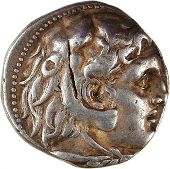 Syrie, Séleucos Ier Nikator, tétradrachme, Babylone ? 312-280 av. J.-C