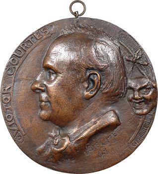 Deloye (J.B.G) : Victor Courtès, fonte, 1888
