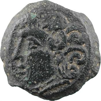 Bituriges, bronze ABVDOS, classe IV, c.60-40 av. J.-C