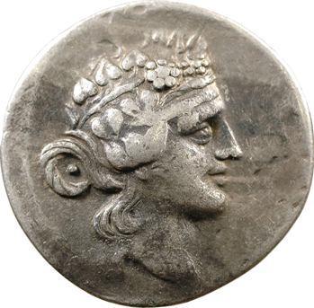 Iles de Thrace, tétradrachme, Thasos, IIe-Ier s. av. J.-C.