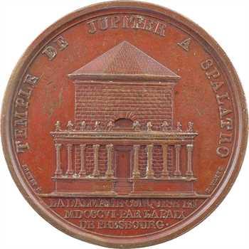 Premier Empire, la Dalmatie conquise et la Paix de Presbourg, 1806 Paris