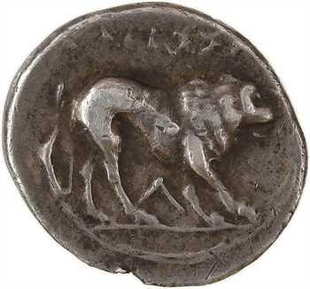 Marseille, drachme légère ou tétrobole, groupe 1, 200-150 av. J.-C