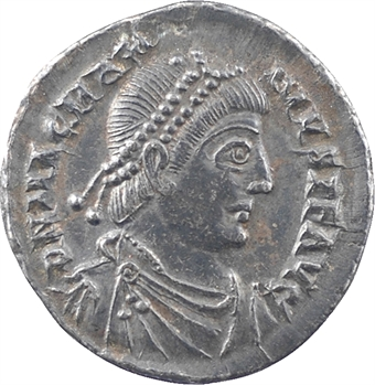 Magnus Maximus, silique, Trèves, 383-388
