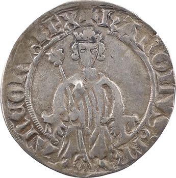 Dauphiné, Viennois (dauphins du), Charles Ier dauphin et Roi (Charles V), cadière ou carlin, Romans