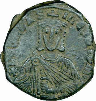 Léon VI, follis, Constantinople