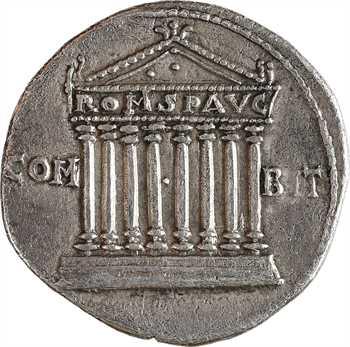 Bithynie, Hadrien, cistophore, Nicomédie, 129
