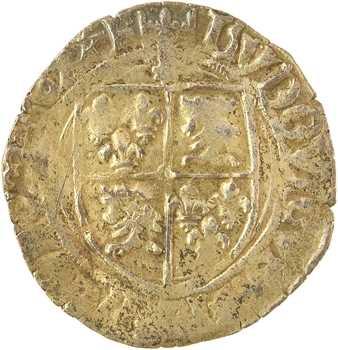 Louis XII, douzain du Dauphiné, 2e type, Montélimar