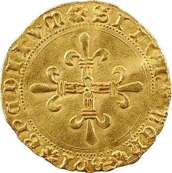 Charles VIII, écu d'or du Dauphiné, Grenoble