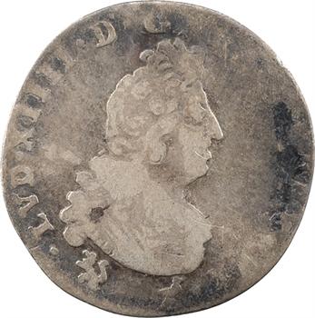 Louis XIV, douzième d'écu aux huit L, 2e type, 1705 Rennes