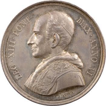 Vatican, Léon XIII, vénération de Saint Cyril, An VI (1881) Rome