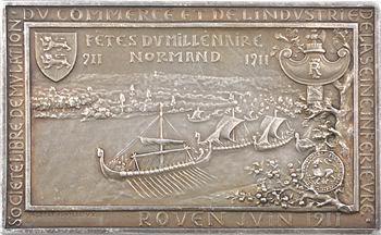 Guilloux (A.) : Rouen, fêtes du millénaire normand, 911-1911