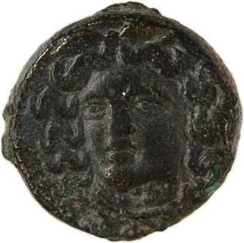 Thessalie, Larissa, dichalque, IIIe s. av. J.-C