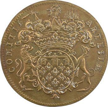 Artois (États d'), Louis XV, s.d