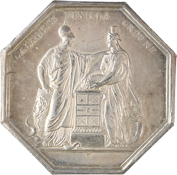 Second Empire, Banque de France, par Dumarest, s.d. (1845-1860)