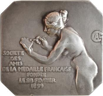 Charpentier (A. L. M.) : Société des Amis de la Médaille Française, 1899 (1901) Paris, SAMF N° 57