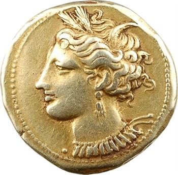 Zeugitane, Carthage, statère, c.310-270 av. J.-C.