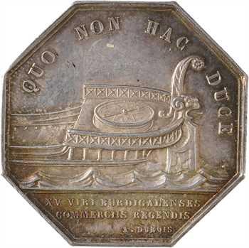 Second Empire, Chambre de Commerce de Bordeaux, par Caqué et Dubois, s.d. Paris