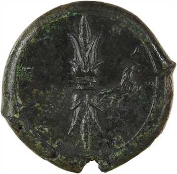 Sicile, Syracuse, époque de Timoléon, bronze, c.344-336 av. J.-C