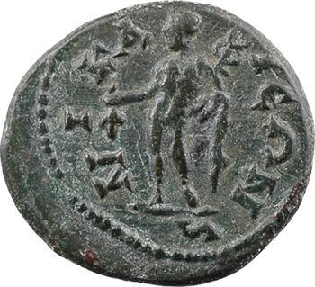 Bithynie, Nicée, Géta, bronze AE15