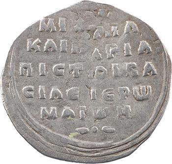 Michel VII et Marie, miliarésion, Constantinople, 1071-1078
