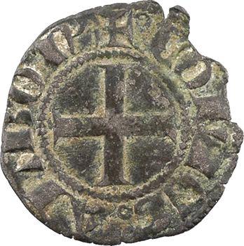 Dauphiné, Viennois (dauphins du), Anonymes, denier, s.d. (c.1240-1280)