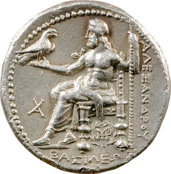 Macédoine, Alexandre le Grand, tétradrachme, Babylone, c.317-311 av. J.-C.