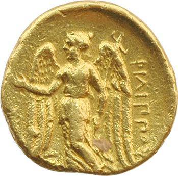 Macédoine, Philippe III, statère, Babylone ?, c.323-317 av. J.-C.