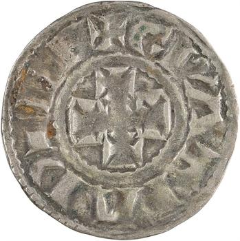 Limoges (vicomté de), denier au nom d'Eudes, Limoges