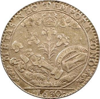Parties casuelles, Louis XIII, 1630