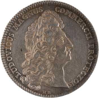 Louis XIV, Normandie, la Chambre de Commerce de Rouen, 1712 Paris