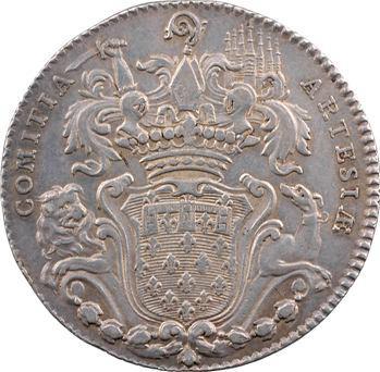 Artois (États d'), Louis XVI, jeton argent, s.d. Paris