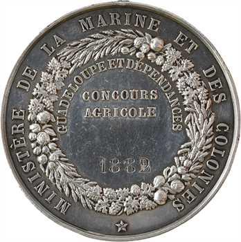 Guadeloupe, concours agricole, par Lagrange, 1882 Paris