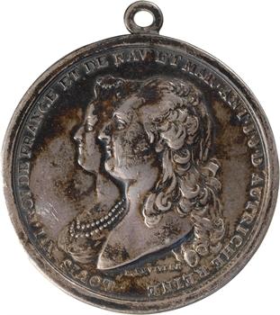 Louis XVI et Marie Antoinette, Bourgogne, naissance du dauphin, 1781 Paris