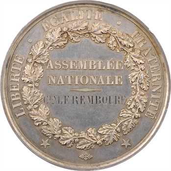 IIe République, Augier Leremboure député des Basses-Pyrénées, 1848 Paris