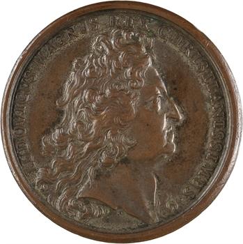 Louis XIV, Philippe V, Roi d'Espagne, renonce au trône de France, 1713 Paris