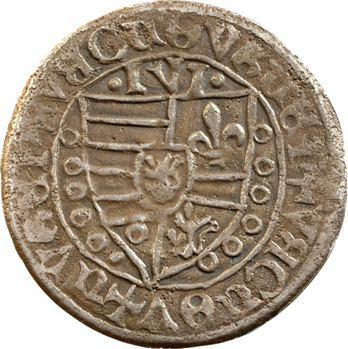 Nuremberg, Jeton à la Venus, en argent, 1567