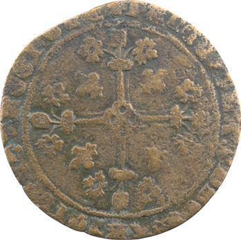 Artois (comté d'), Marguerite de France, jeton de compte, s.d