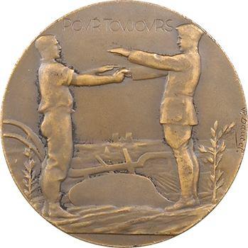 États-Unis, Visite de l'American Legion en France, par P.-V. Dautel, 1927 Paris