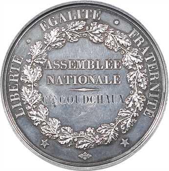 IIe République, Michel Goudchaux député de la Seine (judaïca), 1848 Paris