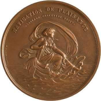 Hamel (A.) : Centenaire du yacht club de France, 1867-1967 Paris