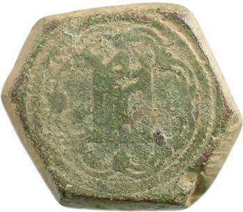 Italie, poids monétaire du teston de Gênes, s.d. (1488-1499)