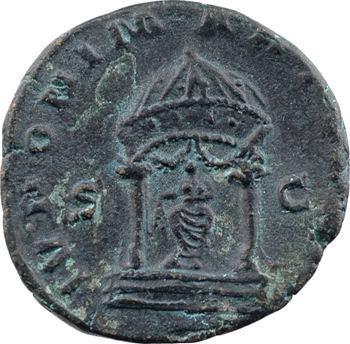 Volusien, sesterce, Rome, 251-252