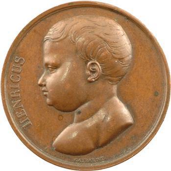 Naissance du duc de Bordeaux et hommage à Henri IV, s.d. (1820) Paris