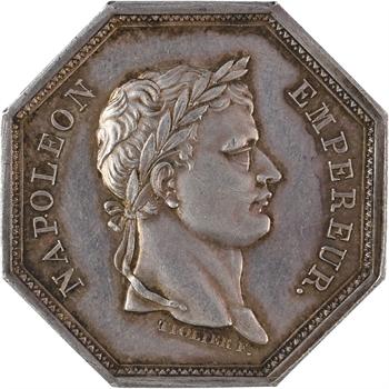 Premier Empire, Compagnie des Salines de l'Est, 1806 Paris